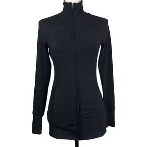 Old Navy Active Fitted Full-Zip Jacket